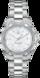 TAG Heuer Aquaracer Incolore Acciaio Acciaio Bianco