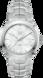 TAG Heuer Link Incolore Acciaio Acciaio Bianco