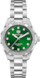 TAG HEUER AQUARACER Incolore Acciaio Acciaio verde