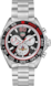 TAG Heuer Formula 1 Incolore Acciaio Acciaio Alluminio Nero