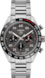Cronografo TAG Heuer Carrera Porsche Edizione speciale Incolore Acciaio Acciaio e ceramica Nero