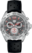 TAG HEUER FORMULA 1 MANCHESTER UNITED SPECIAL EDITION ブラック ラバー スティール HX0S57