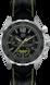 タグ・ホイヤー フォーミュラ1 ブラック レザー スティール製 ブラック
