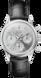 タグ・ホイヤー カレラ 160周年 シルバーダイヤル リミテッドエディション ブラック アリゲーターレザー スティール製 グレー