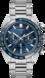 タグ・ホイヤー カレラ キャリバー ホイヤー02 スポーツクロノグラフ カラーなし スティール製 スティール&セラミック ブルー