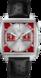 タグ・ホイヤー モナコ グランプリ・ドゥ・モナコ・ヒストリック リミテッドエディション ブラック レザー スティール製 レッド