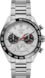 タグ・ホイヤー カレラ キャリバーホイヤー02 スポーツクロノグラフ カラーなし スティール製 スティール&セラミック グレー