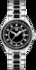 タグ・ホイヤー フォーミュラ1 ブラック スティール&セラミック ステンレススティール製 ブラック