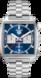 タグ・ホイヤー モナコ キャリバー ホイヤー02 クロノグラフ カラーなし スティール製 スティール製 ブルー