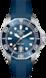 タグ・ホイヤー アクアレーサー プロフェッショナル300 ブルー ラバー スティール製 ブルー