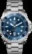 タグ・ホイヤー アクアレーサー プロフェッショナル 300 カラーなし スティール製 スティール製 ブルー