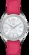 TAG HEUER FORMULA 1 ピンク レザー スティール製 ホワイト