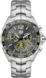 タグ・ホイヤー フォーミュラ1 クロノグラフ アイルトン・セナ スペシャルエディション カラーなし スティール製 スティール製 グレー