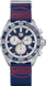 TAG HEUER FORMULA 1 SPECIAL EDITION 블루 나일론 스틸 HX0P74