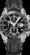 태그호이어 까레라 블랙 가죽 스틸 HX0P20