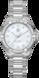 태그호이어 아쿠아레이서 컬러 없음 스틸 스틸 및 골드 HX0M39