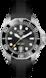 태그호이어 아쿠아레이서 프로페셔널 300 블랙 러버, 스틸 블랙