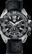 태그호이어 포뮬러 1 블랙 러버 스틸 블랙