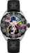 TAG HEUER FORMULA 1 ALEC MONOPOLY SPECIAL EDITION 블랙 러버 스틸 HX0R86