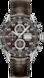 TAG Heuer Carrera Marrom Couro de crocodilo Aço e cerâmica HX0P00
