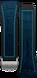 Pulseira em borracha azul