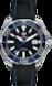 TAG Heuer Aquaracer Preto Nylon Aço com Alumínio HX0P75