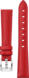 TAG HEUER FORMULA 1 Красный кожаный ремешок