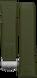 Каучуковый ремешок цвета хаки