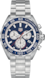 TAG HEUER FORMULA 1 SPECIAL EDITION Black and Grey and Blue Steel Steel HX0P74