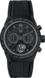 TAG HEUER CARRERA Черный Каучук и кожа аллигатора Титановый карбон HX0P28