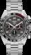 Специальная серия хронографа TAG Heuer Carrera Porsche Бесцветный Сталь Сталь и керамика Черный