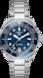TAG Heuer Aquaracer Professional 300 Бесцветный Сталь Сталь HX0U78