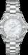 TAG HEUER AQUARACER(競潛)系列 無色 精鋼 精鋼 白色