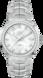 TAG HEUER CARRERA(林肯)系列 無色 精鋼 精鋼 白色