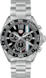 TAG HEUER FORMULA 1 Black and Grey and Blue Steel Steel HX0R78