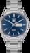 TAG HEUER CARRERA(卡萊拉)系列 灰色 精鋼 精鋼 藍色