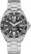TAG HEUER FORMULA 1(F1)手錶 黑色、灰色和藍色 精鋼 精鋼 灰色