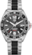 TAG HEUER FORMULA 1(F1)手錶 No Color Steel and Ceramic Steel 灰色