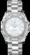 TAG Heuer Aquaracer(競潛)腕錶 無色 精鋼 精鋼 白色
