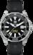 TAG Heuer Aquaracer(競潛)腕錶 藍色和黃色 橡膠 鋁鋼 黑色
