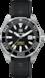 TAG Heuer Aquaracer(競潛)腕錶 黑色 橡膠 鋁鋼 黑色