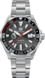 TAG Heuer Aquaracer(競潛)腕錶 無色 精鋼 精鋼 HX0P79