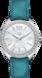 TAG Heuer Formula 1(F1)手錶 藍色 皮革 精鋼 白色