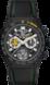 TAG Heuer Carrera x Senna 黑色 橡膠和皮革 陶瓷 黑色