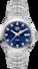 TAG Heuer Link(林肯)腕錶 無色 精鋼 精鋼 藍色