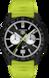TAG Heuer Connected智能腕錶 綠色 橡膠 鈦金屬