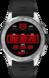 TAG HEUER CONNECTED腕錶 黑色 橡膠 精鋼