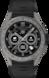 TAG HEUER CONNECTED腕錶 黑色 橡膠 鈦金屬