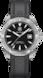 TAG Heuer Aquaracer(競潛)腕錶 黑色 橡膠 精鋼和黃金 HX0M24