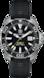 TAG Heuer Aquaracer(競潛)腕錶 黑色 橡膠 精鋼 黑色
